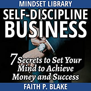 Self-Discipline Business audiobook cover art