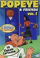 Popeye & Friends 01 [DVD] [Import]