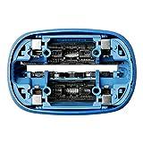 Fesjoy Shaver Foil H-ead Cassette Compatible con B-raun CoolTec CT2s CT2cc CT3cc CT4s CT4cc