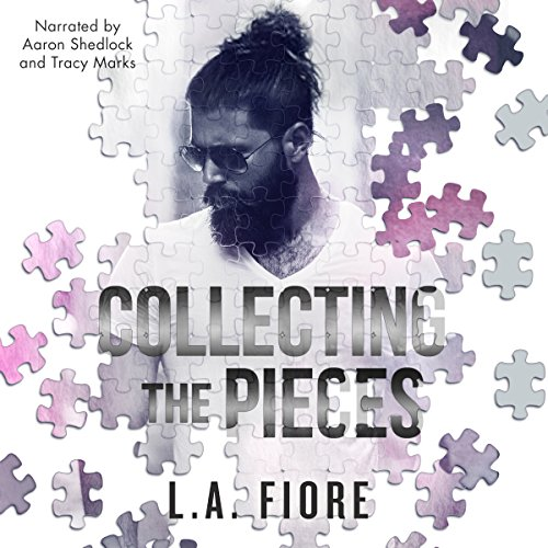 Collecting the Pieces audiobook cover art