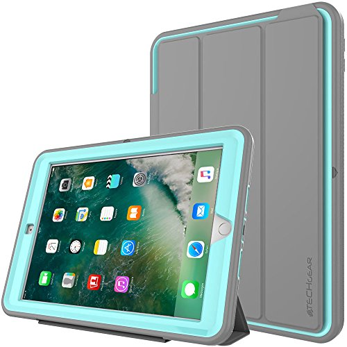 TECHGEAR D-Fence Funda Compatible Nuevo Apple iPad