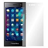 Slabo 4 x Bildschirmschutzfolie für BlackBerry Leap Bildschirmfolie Schutzfolie Folie Zubehör Crystal Clear KLAR