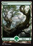 Magic The Gathering - Forest (274) (274/274) - Battle for Zendikar