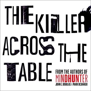 The Killer Across the Table cover art
