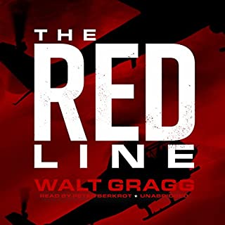 The Red Line audiobook cover art