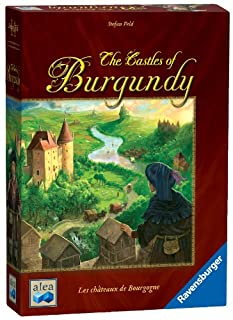 Ravensburger The Castles of Burgundy Board Game - Fun Strategy Game That's Easy to Learn and Play with Great Replay Value (B005UWYK22) | Amazon price tracker / tracking, Amazon price history charts, Amazon price watches, Amazon price drop alerts