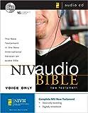 New International Version Audio Bible New Testament (Niv Audio Bible)