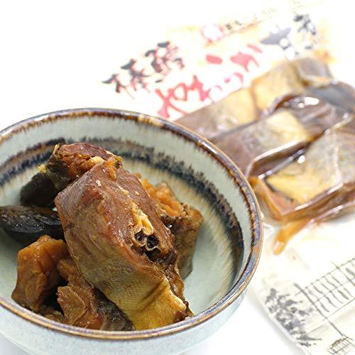棒鱈 甘露煮 棒たら甘露煮 カット 200g ぼう鱈 魚 甘露煮 棒たら煮 骨まで食べれる やわらか甘煮