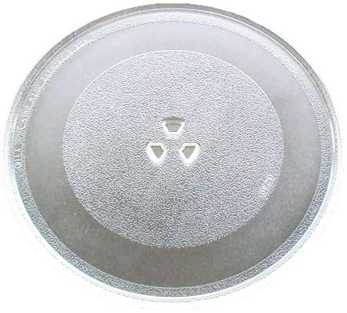 Replacement for Whirlpool 4358641, 8172138, R9800455 Microwave Glass Tray 12 3/4 Inch