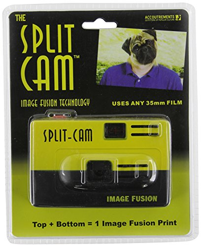 Accoutrements Split Cam - Novelty Camera