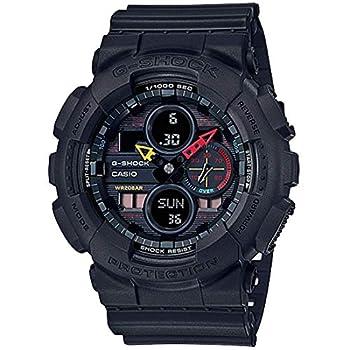 G-Shock GA140BMC-1A Black One Size