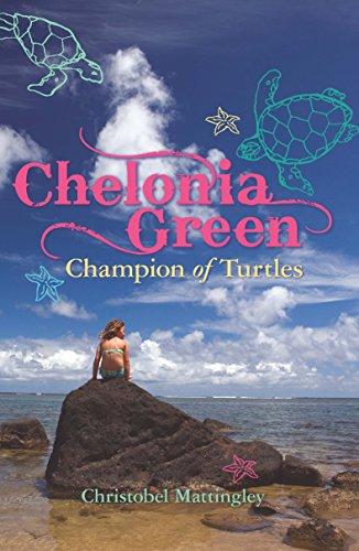 Chelonia Green Champion of Turtles