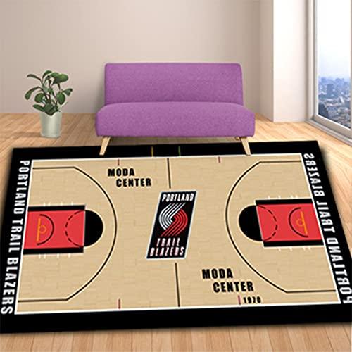 Trail Blazers - Alfombra para decoración del hogar, alfombra de yoga, alfombra moderna para sala de estar, alfombra para niños, 200 x 300