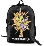 La mochila Sim-Psons con dibujos animados en 3D para chicos, mochila escolar, mochila para niños,...