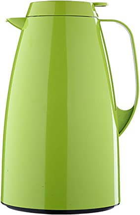 EMSA爱慕莎德国原装进口贝格玻璃内胆大容量保温壶 508365 亮绿 1500ML