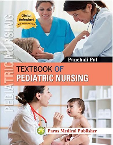Textbook of Pediatric Nursing, 2016 (1st/2016)