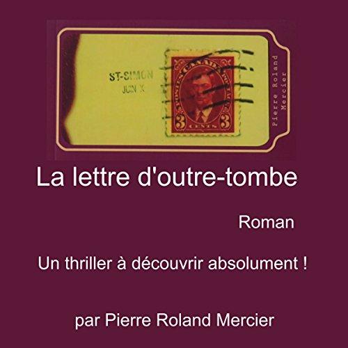 La lettre d'outre-tombe audiobook cover art