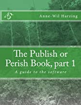 The Publish or Perish Book, part 1: A guide to the software