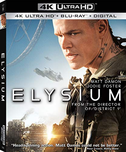 Elysium [USA] [Blu-ray]