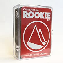 Magic the Gathering Red Rookie Deck. 60 Card Preconstructed Beginner Deck.