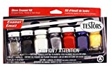 Testors Enamel Paint Set, 9115X, Gloss