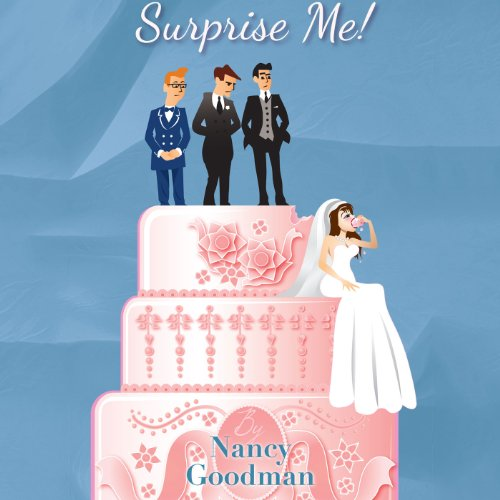 Surprise Me! audiobook cover art