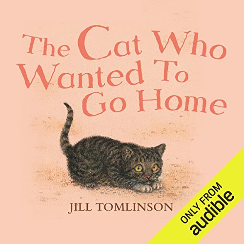 The Cat Who Wanted to Go Home cover art