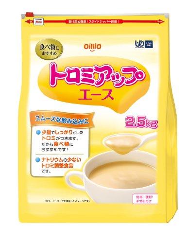 日清オイリオ トロミアップ エース 2.5kg
