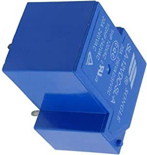 Aexit SLA-12VDC-SL-A DC Relays 12V Coil 5 Pin PCB Type Accessory Power Power Relay
