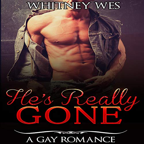 He's Really Gone audiobook cover art