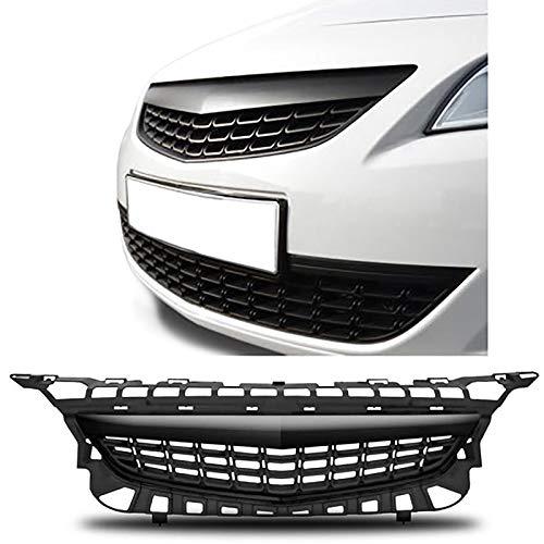 Carparts-Online 20435 Kühlergrill Sport Grill ohne Emblem schwarz