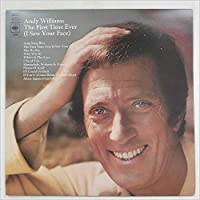The First Time Ever (I Saw Your Face) - Andy Williams LP
