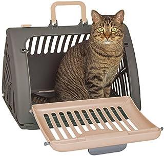 Pets Empire Pet Carrier Cage Collapsible Pet Carrier Foldable Dog Cat Training Transport Vet Foldable Pet Carrier Dog Carr...
