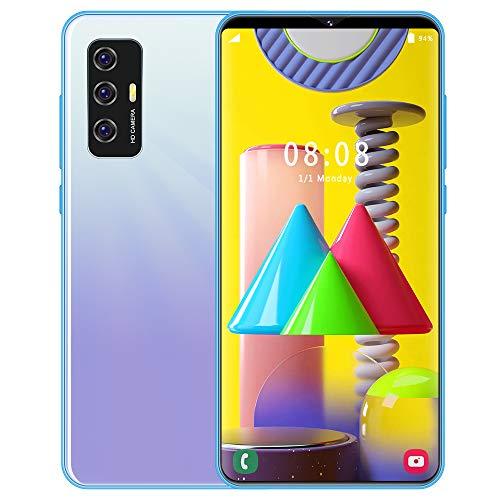 S23 Dual 4G Smartphone Libre, Android 9.0 Quad-Core Teléfono móvil,3GB RAM+ 16GB ROM,6.1