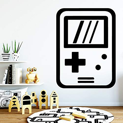 woyaofal DIY Game Machine Environmental Protection Vinyl s Living Room Children Room Removable Decoration Wall Decals XL 57cm X 76cm