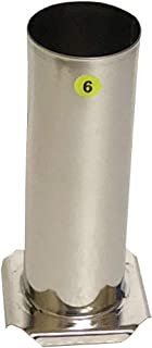 Krokio, American Metal Candle Mould, 2x6 Inch - Round Shape Pillar Candle Mould