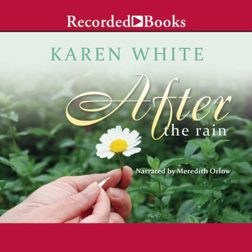 After the Rain audiobook cover art