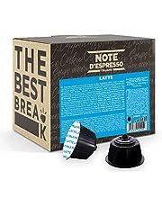 Note d'Espresso - Lait - Capsules de Lait - Exclusivement Compatible avec les Machines Nescafé* et Dolce Gusto* - 48 x 13 g