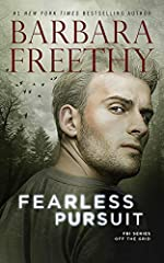 Fearless Pursuit (Off the Grid: FBI Series Book 8)