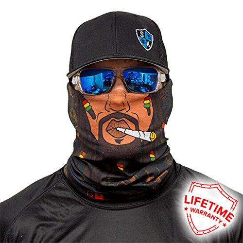 Meerdere designs multifunctionele doek buisvormige doek sjaal masker koudebeschermingsmasker Halloween skiën snowboard vissen jagen fiets motorfiets paintball