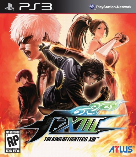 SNK Playmore The King of Fighters XIII, PS3 Basic PlayStation 3 ESP videogioco
