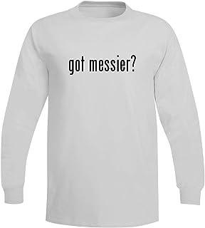 The Town Butler got Messier? - A Soft & Comfortable Men`s Long Sleeve T-Shirt