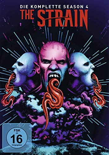 The Strain - Die komplette Season 4 [3 DVDs]