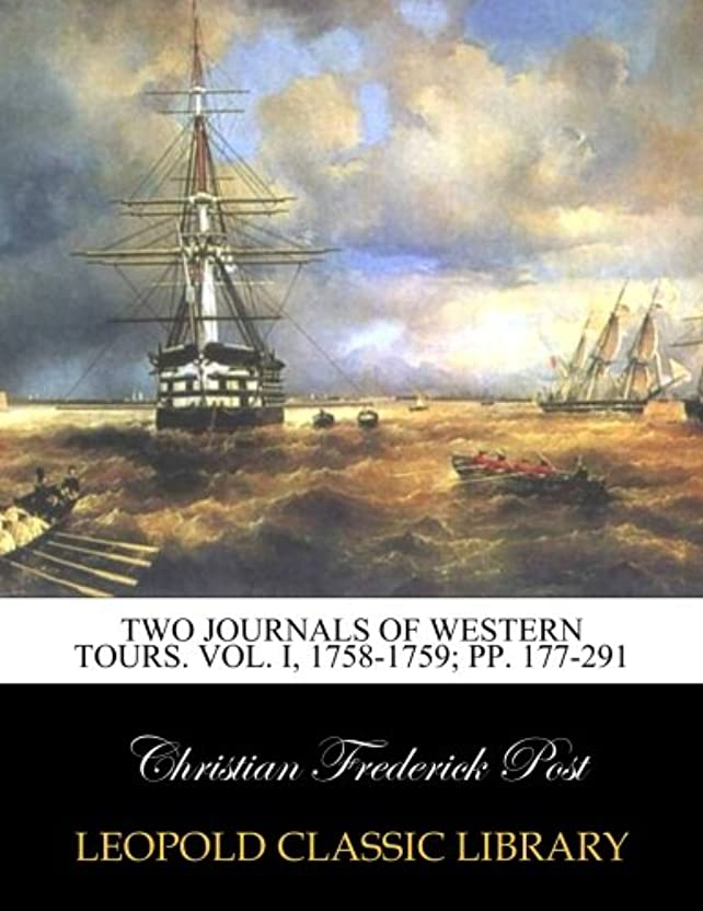 時名前自慢Two journals of western tours. Vol. I, 1758-1759; pp. 177-291