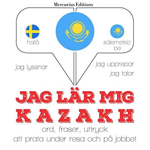 Jag lär mig kazakh cover art