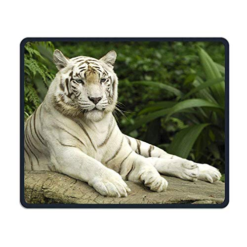 Tiger Singapore Wides comfortabele rechthoek rubberen voet muismat Gaming Mouse Pad