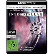 Interstellar  (4K Ultra HD)