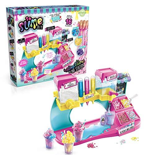 Canal Toys- SLIMELICIOUS Factory SSC051 JUGUETE, Color rosa y verde (31) , color/modelo surtido