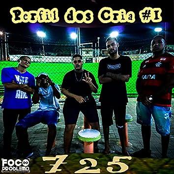 """Perfil dos Cria 1 """"725"""" (feat. Tafari)"""