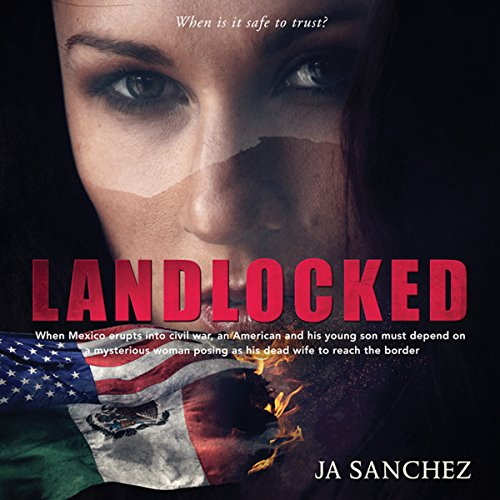 Landlocked audiobook cover art